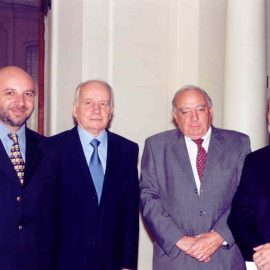 Premio Nacional de Medicina 2006 - Dr. Alejandro Goic Goic - Medicina interna