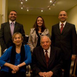 Premio Nacional de Medicina 2010 - Dr. Rodolfo Armas Merino - Medicina interna
