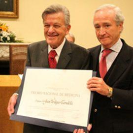 Premio Nacional de Medicina Año 2014 - Dr. Juan Verdaguer Tarradella - Oftalmología