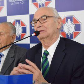 """Dr. Otto Dörr Zegers - """"Padre"""" de la Bulimia Nerviosa"""