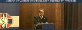 """Seminario ASOCIMED, """"QUO VADIS Control de Calidad de la Educación Superior en Medicina"""""""