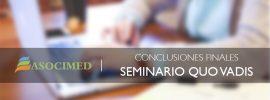 Conclusiones Finales Seminario QUO VADIS