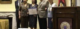 Dra. Maria Santolaya – Nuevo Miembro Correspondiente de la Academia Chilena de Medicina