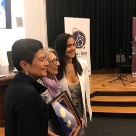 Día Internacional De La Mujer 2019 y Reconocimiento a Dra. Marisa Matamala