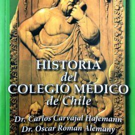 Lanzamiento Libro Historia del Colegio Medico de Chile