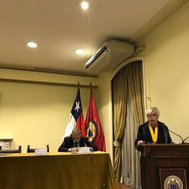Inauguracion Año Académico - Instituto de Chile