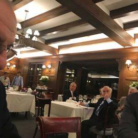 Cena en Homenaje Dr. Vicente Valdivieso