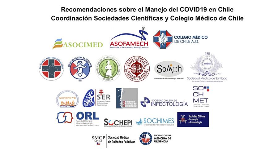 Sociedades Científicas Medicas y COLMED