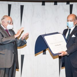 Dr. Vicente Valdivieso Davila – Premio Nacional de Medicina 2020