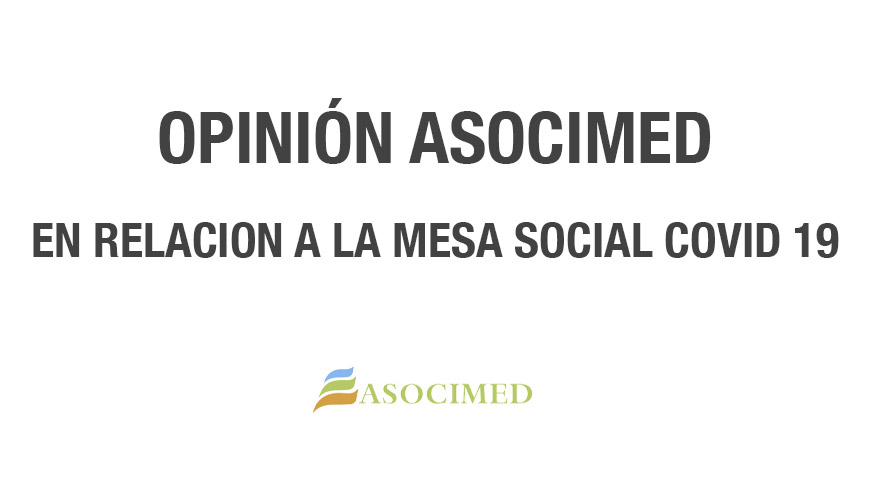 OPINION ASOCIMED