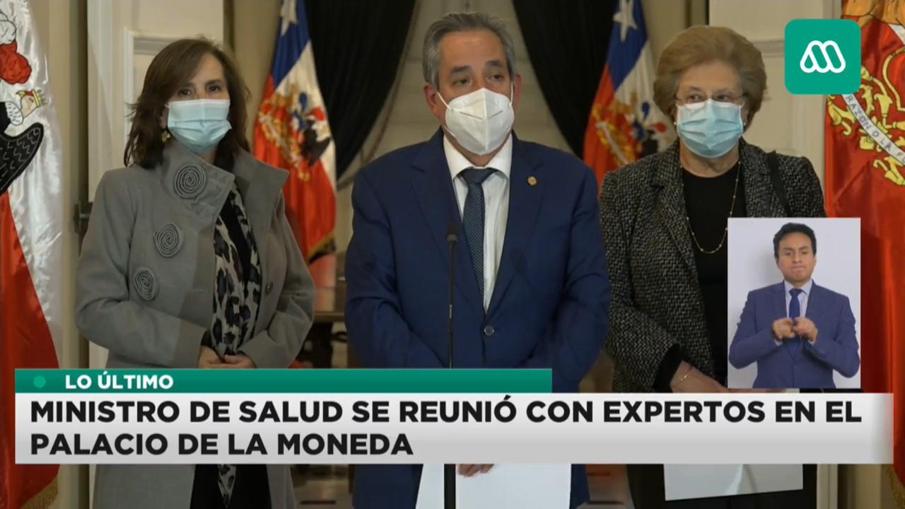 Ministrio de Salud y Presidente de la República