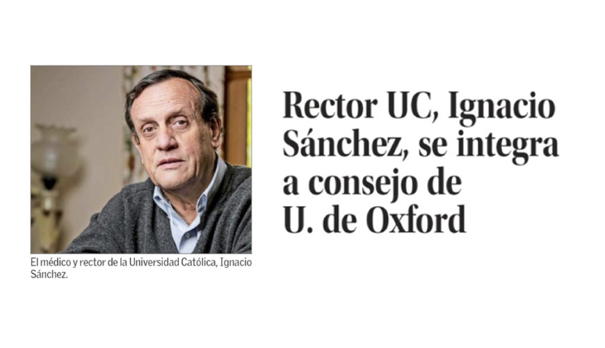 Rector UC, Ignacio SánchezSEMG - CONGRESO HIBRIDO